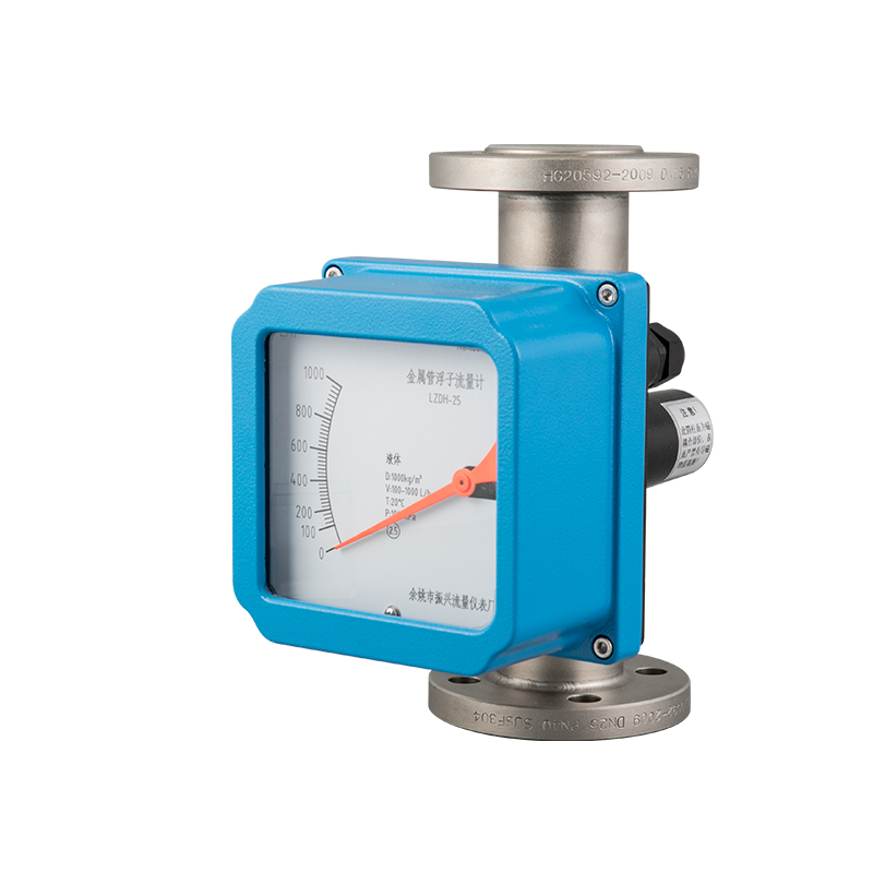 Расходомеры с изменяемой площадью металлической трубки (KF800)